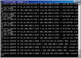 How to use tcpdump Command With Examples on Linux CentOS 5/CentOS 6