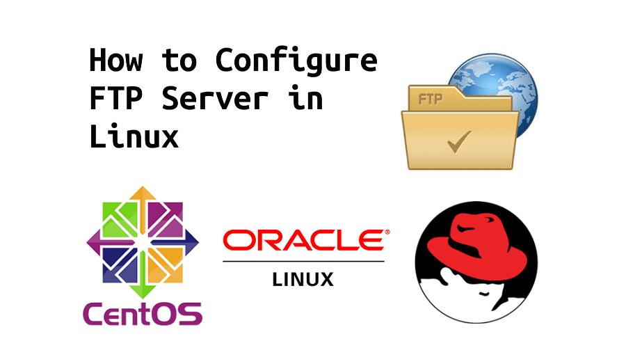 how to configure ftp server in linux